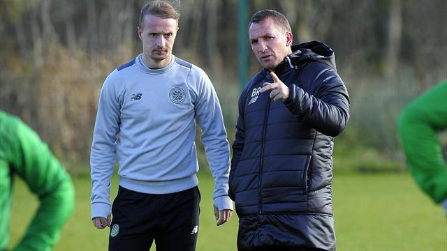 Celtic's Leigh Griffiths allowed time out to deal with 'ongoing issues'