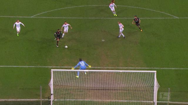 Top 5 Bundesliga Goals: Bellarabi makes history, Hernandez pokes home a cheeky effort