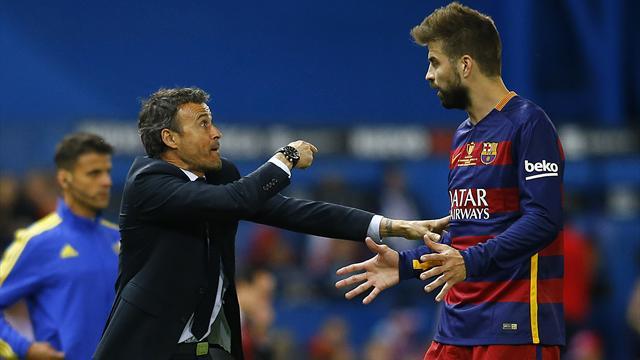 Luis Enrique jette l'éponge et quittera le Barça cet été