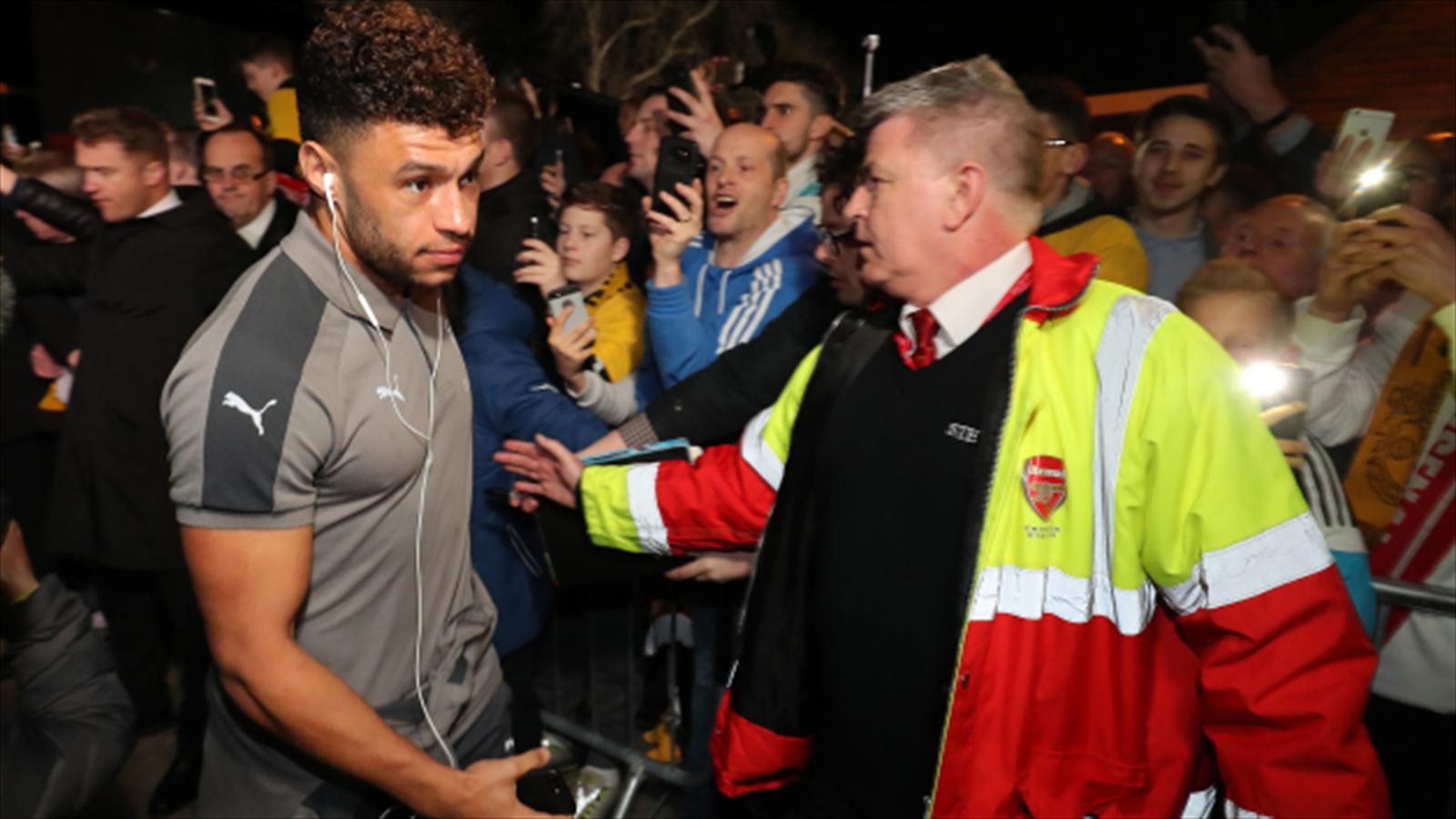 Alex oxlade chamberlain satisfied as arsenal avoid fa cup - University league tables french ...