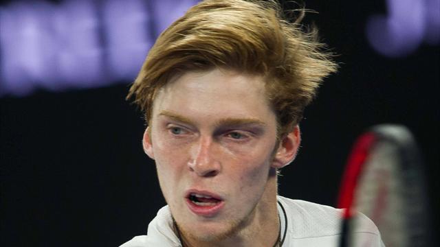 Рублев проиграл Марченко в первом круге турнира в Марселе