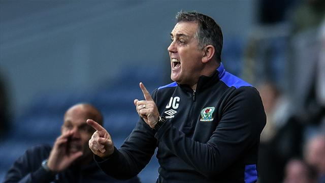 Blackburn sack Coyle as manager