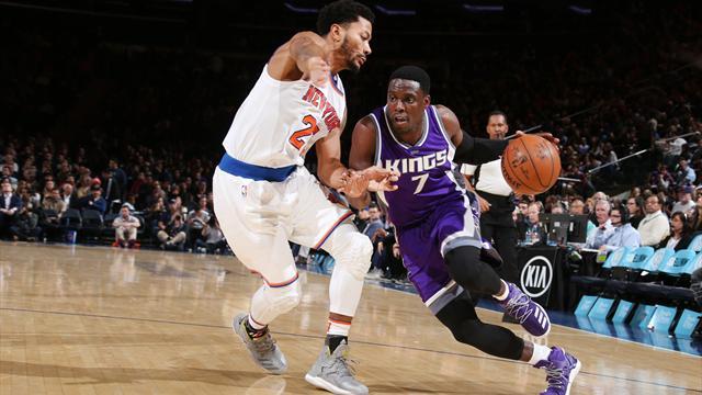 Les Kings sont officiellement les rois du chaos en NBA