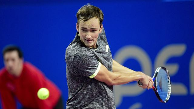 Даниил Медведев поднялся на 60-е место в рейтинге ATP