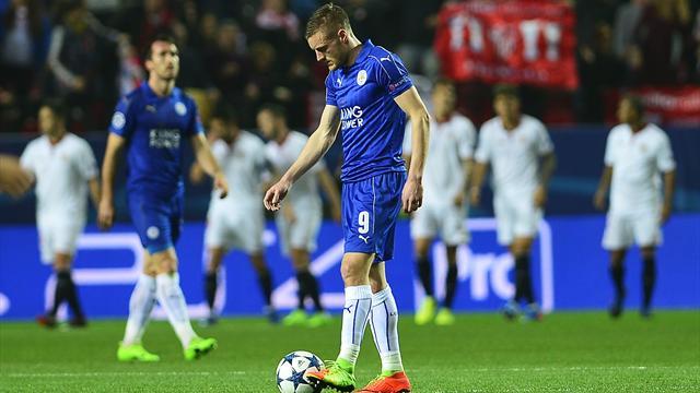 Malmené, Leicester reste à l'affût