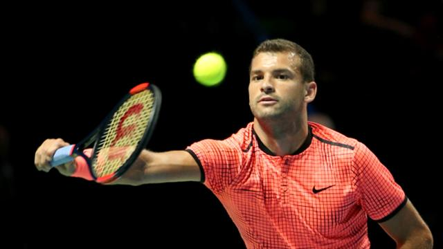 Grigor Dimitrov looks to Wimbledon as he targets success in 2017