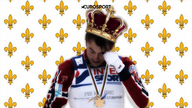 Король в изгнании. Почему лыжные гонки без Нуртуга – ничто