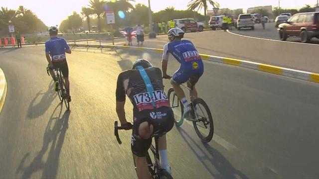 Team Sky's Doull suffers nasty bum injury in Abu Dhabi