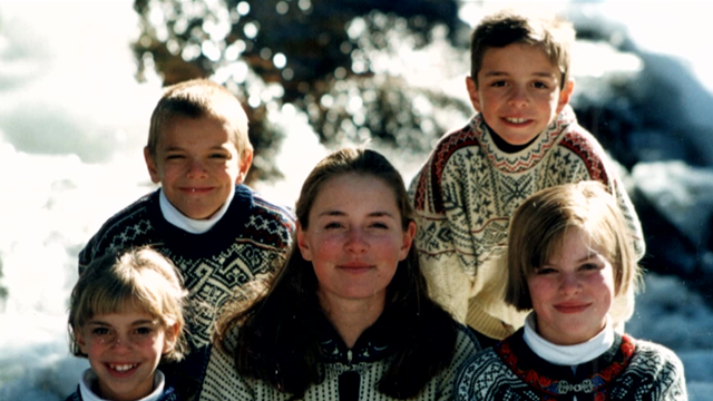 The childhood that made me - and the sacrifices my family made