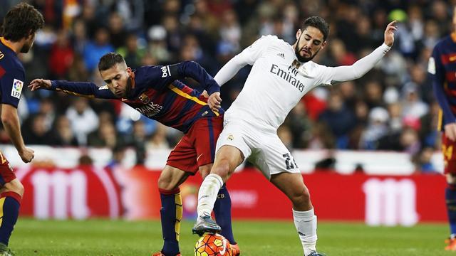 """«Иско в""""Барселоне""""? Вкоманде рады любому превосходному игроку»— Альба"""