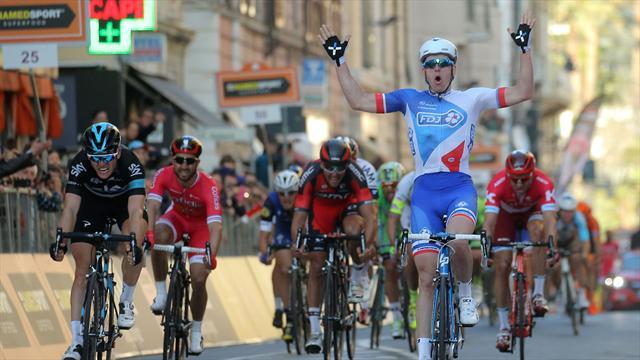 La Milán-San Remo 2017, en directo en Eurosport 2