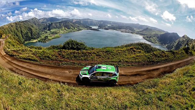FIA Europeo de Rally