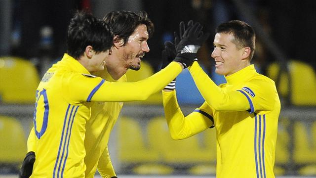 «Ростов» заработал в еврокубках 18,2 млн евро