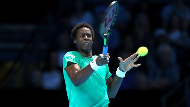 Gael Monfils sets up meeting with Richard Gasquet in Marseille
