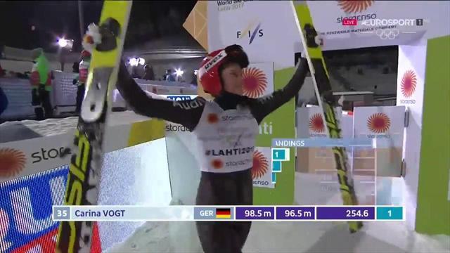 Vogt conserve son titre