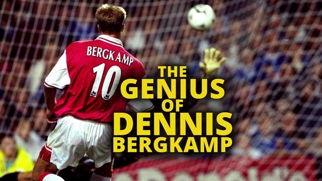 The genius of Dennis Bergkamp - in quotes