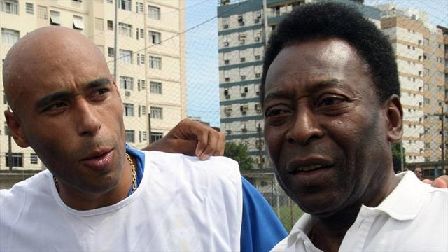 Сын бразильского футболиста Пеле начал отбывать наказание втюрьме