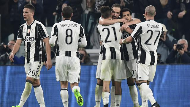 Juventus turin mit rekord umsatz serie a 2016 2017 for Tabelle juventus turin