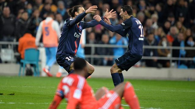 5 choses à retenir après la victoire historique du PSG à Marseille