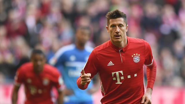 Bundesliga, Bayern-Hamburgo: Tormenta perfecta en el clásico del fútbol alemán (8-0)