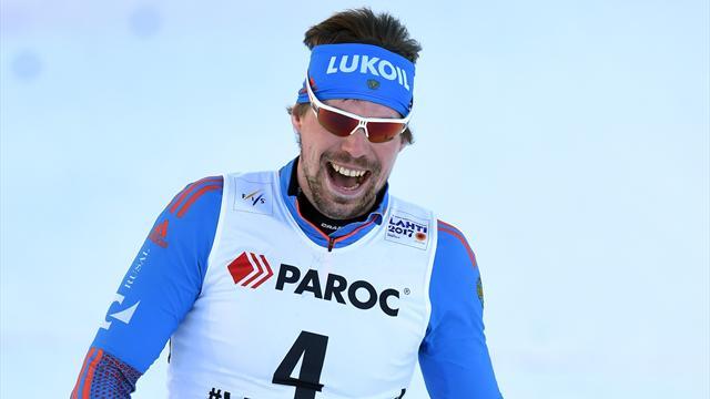 Ustiugov signe un doublé avec le sprint par équipes
