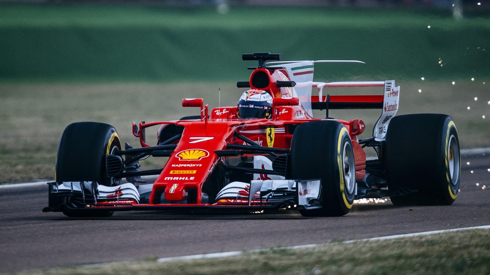 Video kimi r ikk nen au volant de la ferrari sf70h fiorano saison 2017 formule 1 eurosport - Formule vitesse de coupe ...