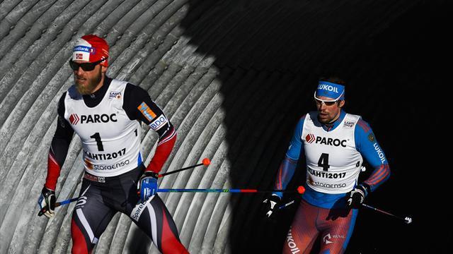 Сергей Устюгов одержал победу состязания поскиатлону наЧМ