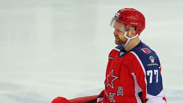 ЦСКА и СКА вышли вперед в сериях второго раунда