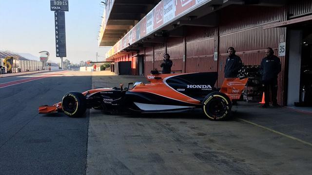 BBC: McLaren планирует вернуться на двигатели Mercedes