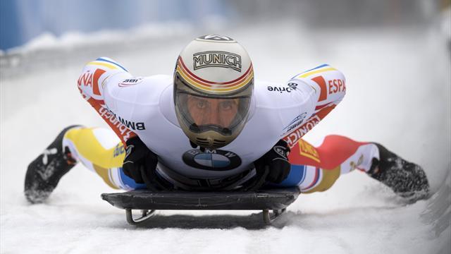 Ander Mirambell arranca su camino a los Juegos Olímpicos de PyeongChang