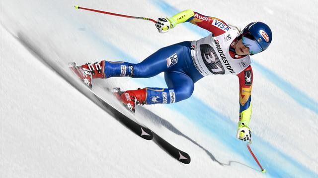 Stuhec verzichtet - Shiffrin gewinnt alpinen Gesamtweltcup