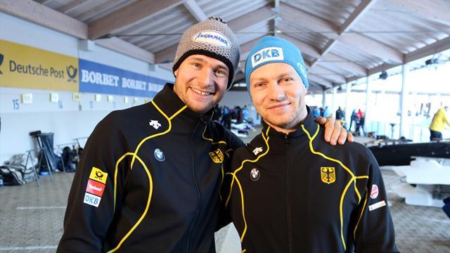 Zeitgleich! Lochner und Friedrich gemeinsam Weltmeister