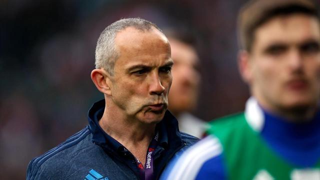 """O'Shea: """"Venuti per vincere, sono orgoglioso"""". Eddie Jones: """"Quello non era rugby"""""""