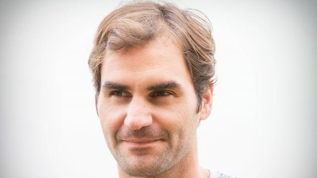 Tennis : Federer :