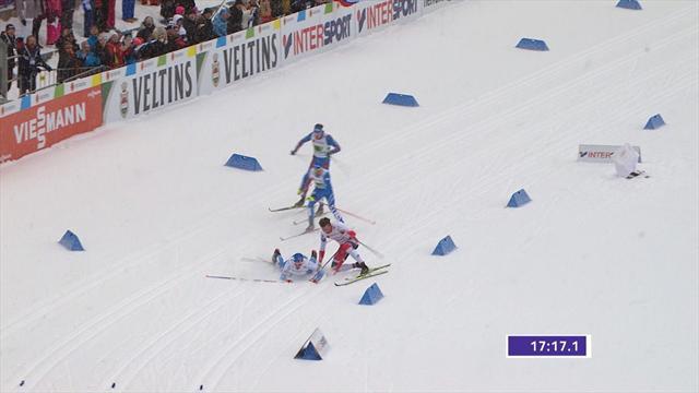 Russia take gold in Men's Sprint, Norway win Women's