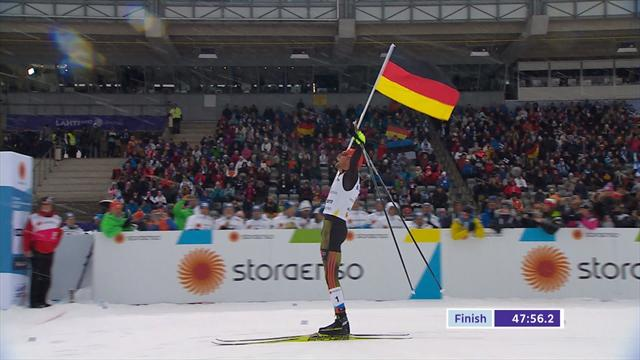 Germany defend title to win Men's Team Combined at Nordic World Championships