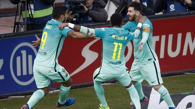 El derbi del Wanda que podría dejar LaLiga en bandeja al Barça