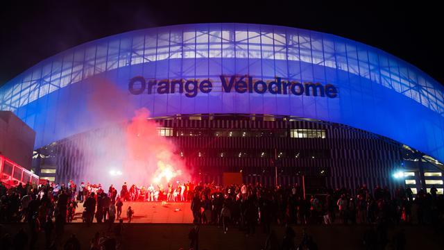 Avec 65 252 spectateurs, le Vélodrome s'offre un record