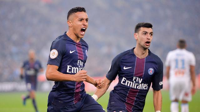 CL-EURO : Un immense tifo des supporters du Barça face au PSG