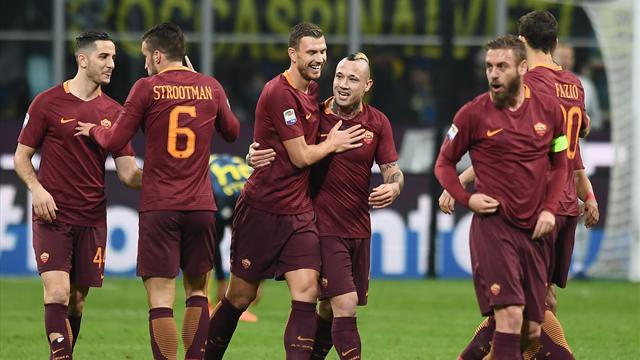 La Roma réussit un gros coup à San Siro