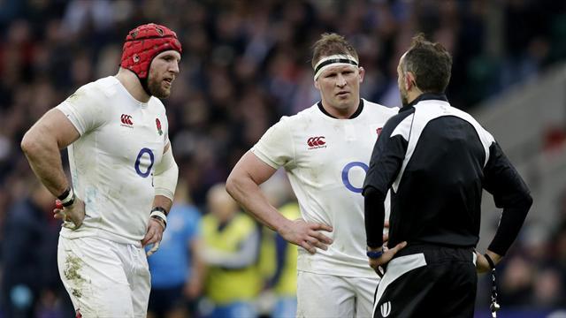 Ruck non contestata, quindi niente fuorigioco: ecco come O'Shea ha gabbato l'Inghilterra