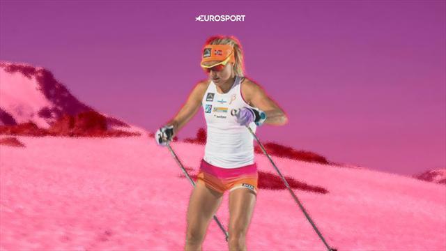 11 фото обворожительной Терезы Йохауг, ради которой нужно купить лыжи