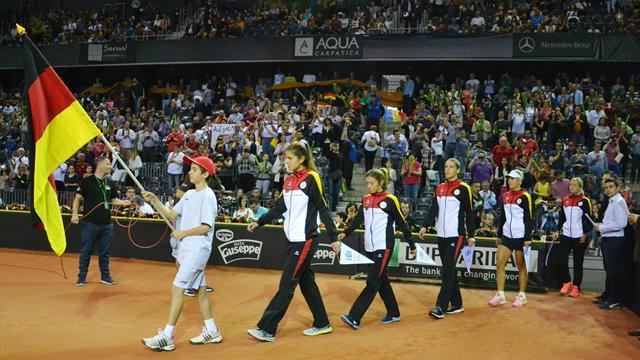 Fed Cup: Julia Görges eröffnet gegen die Ukraine