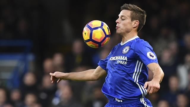 Cesar Azpilicueta: Chelsea's unlikely candidate for player of the year