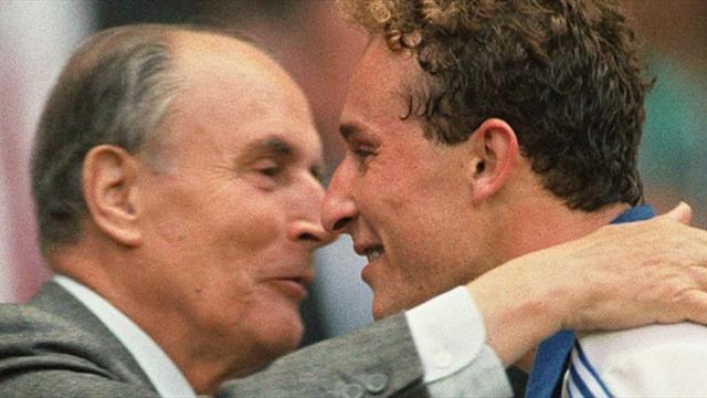 Le jour où... Papin a osé un pari audacieux impliquant le président Mitterrand
