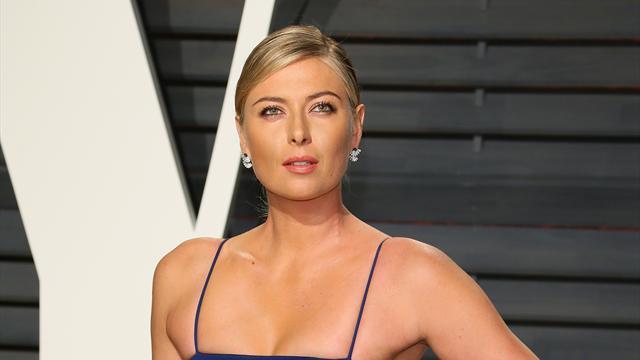 Ультрасексуальный наряд Шараповой, которым она взорвала афтепати «Оскара»