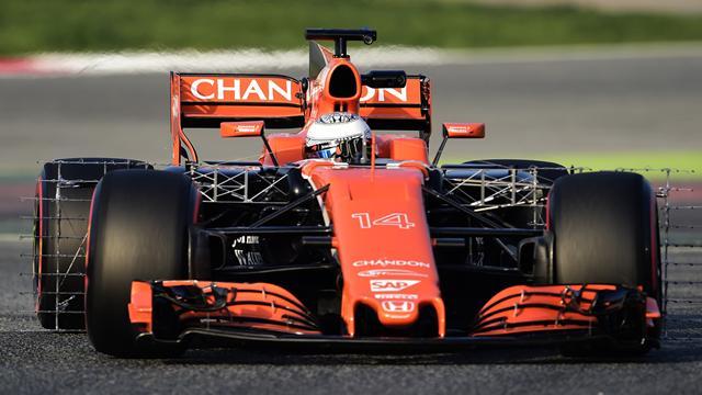 McLaren y Alonso, con coche nuevo en Australia