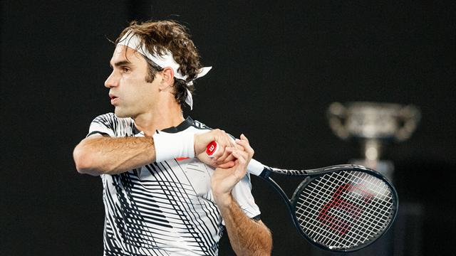 Думаю, что сегодня япровёл вполне превосходный поединок— Роджер Федерер