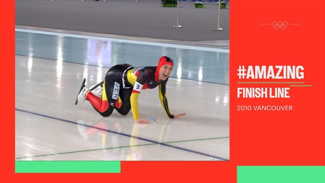 Best of Winter Olympics: Amazing finishes