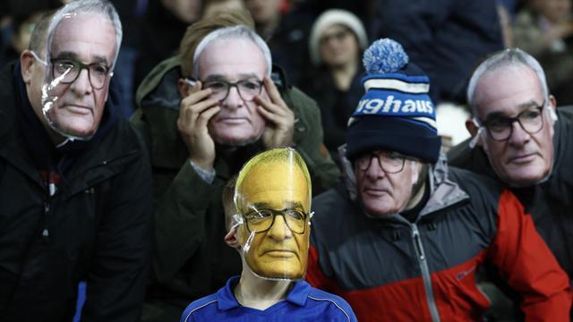 Ranieri était dans tous les esprits